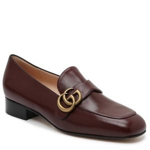 Gucci Marmont Brown Loafer